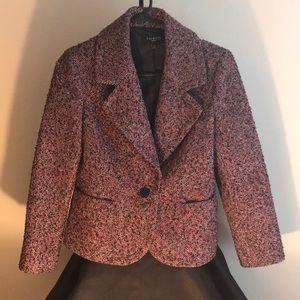 Tweed Talbots Blazer